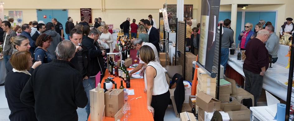 Salon des vins de france for Salon du vin nancy